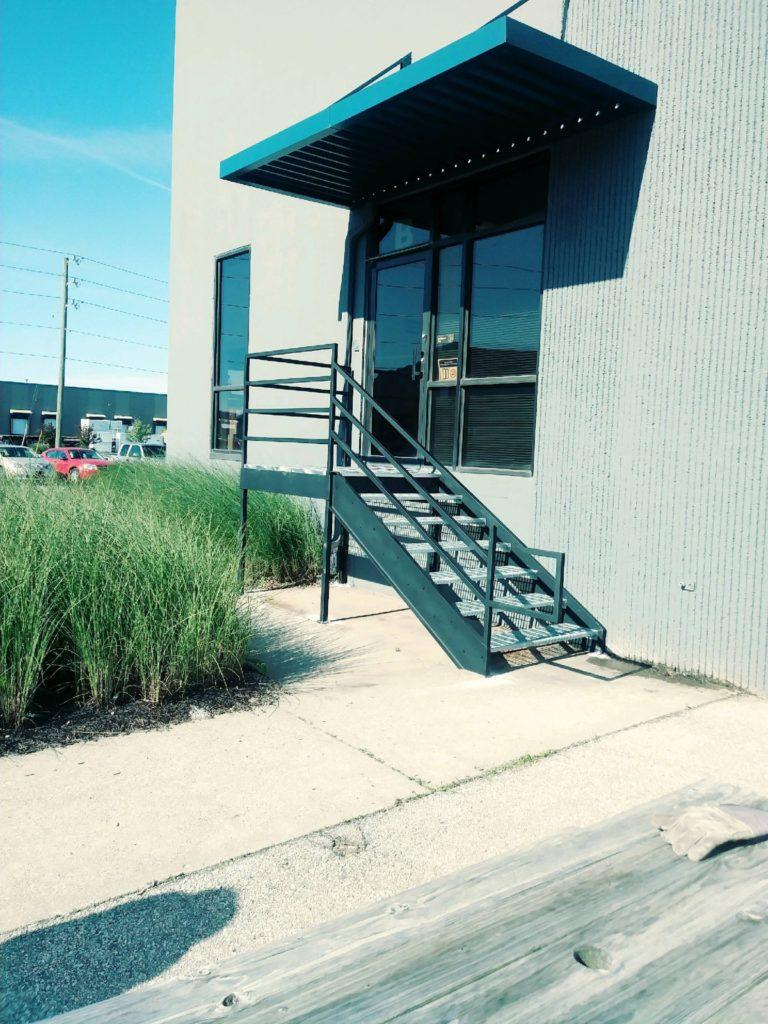 Custom Steel Steps & Stairs Indiana